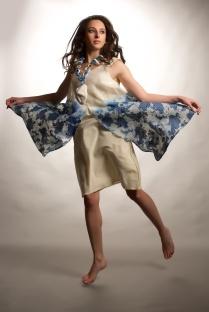 robe oiseau
