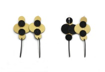 Boucles oreille or