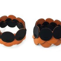 Bracelet lou orange